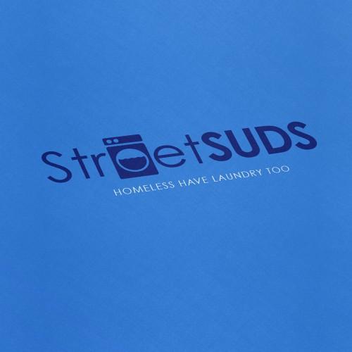 Logo design for homeless laundry service