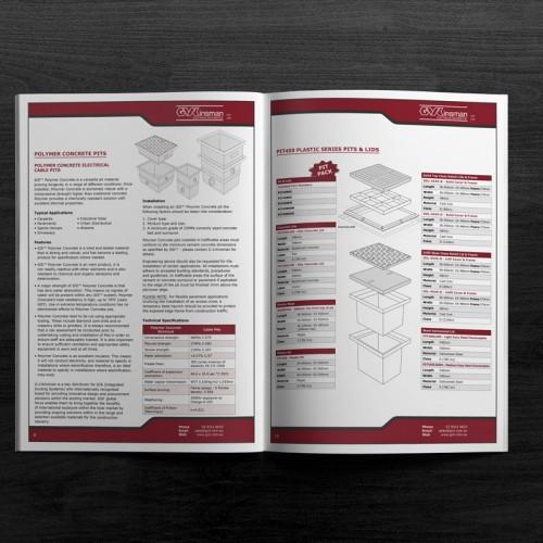 Electrical Catalogue Design