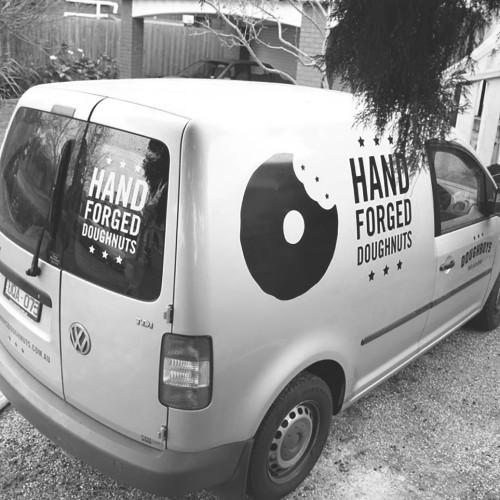 Van Car Vehicle sticker design and print