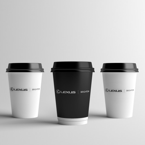 Take Away Coffee Cup Print Design Melbourne