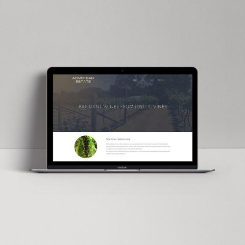 Armstead-homepage