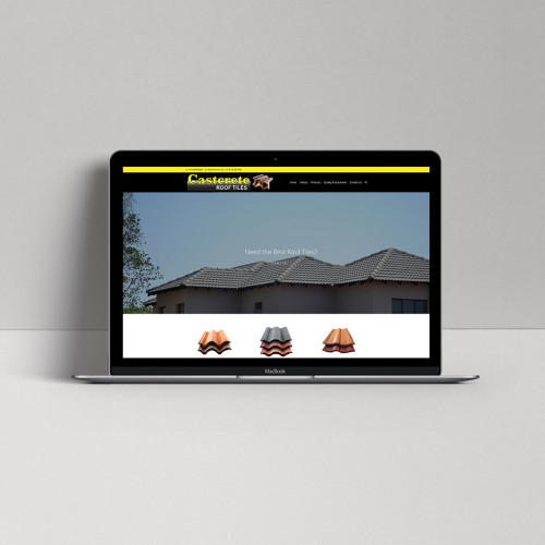 Cascrete-Website-Design