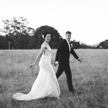 Caitlin & David