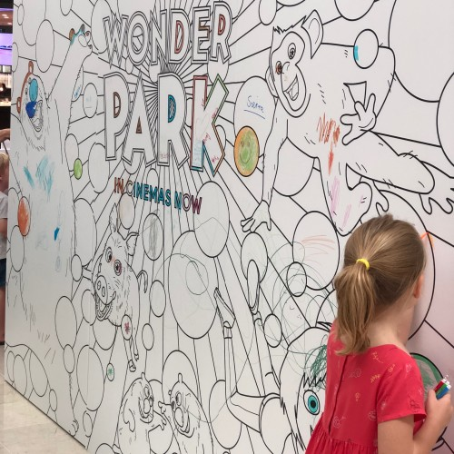 WonderPark-colouringWall