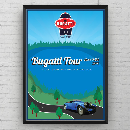 Bugatti-Car-Club-Event-Poster-Design-2018