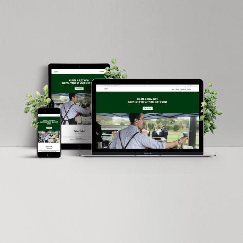 Flatbed-Coffe-Web-Design