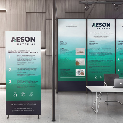 Aeson-Material-Trade-Show