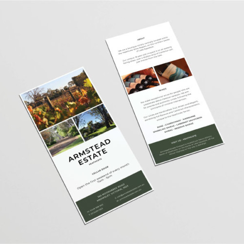 Armstead-Estate-Winery-Heathcote-DL-Info-Centre-Flyer-designed-by-nuvismedia-graphic-design-Melbourne