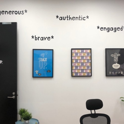 The-Collective-Vinyl-Decal-Office-Install-7